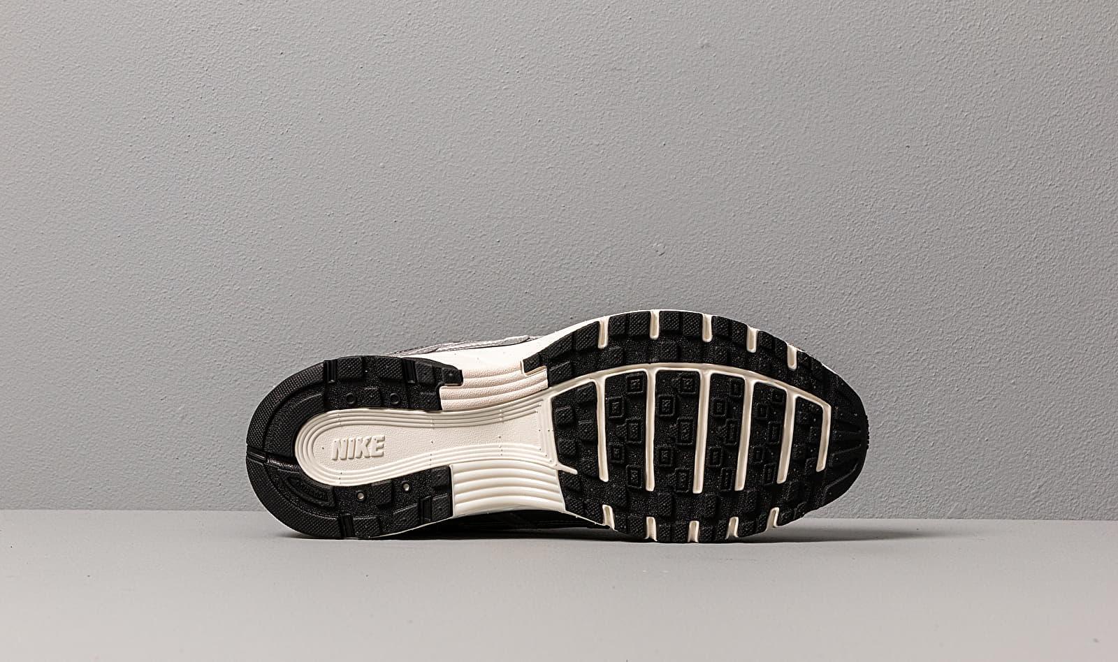 P-6000 Metallic Silver/ Metallic Silver-Sail Nike de hombre de color Gris