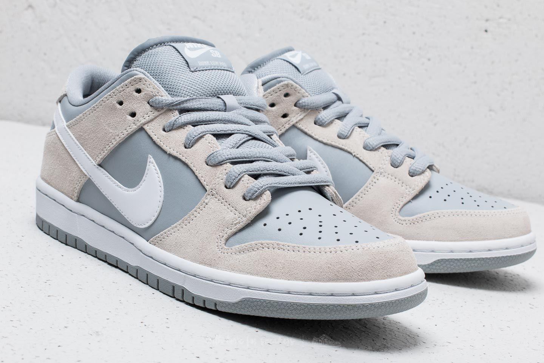 timeless design 9cc72 17844 Nike Sb Dunk Low Trd Summit White/ White-wolf Grey for men