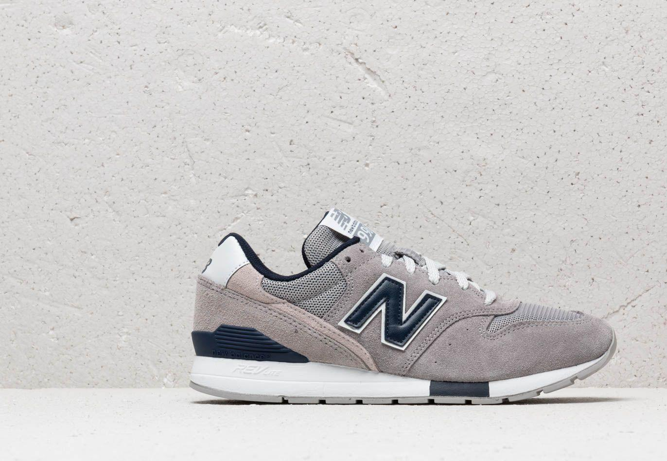 new balance 996 grey navy