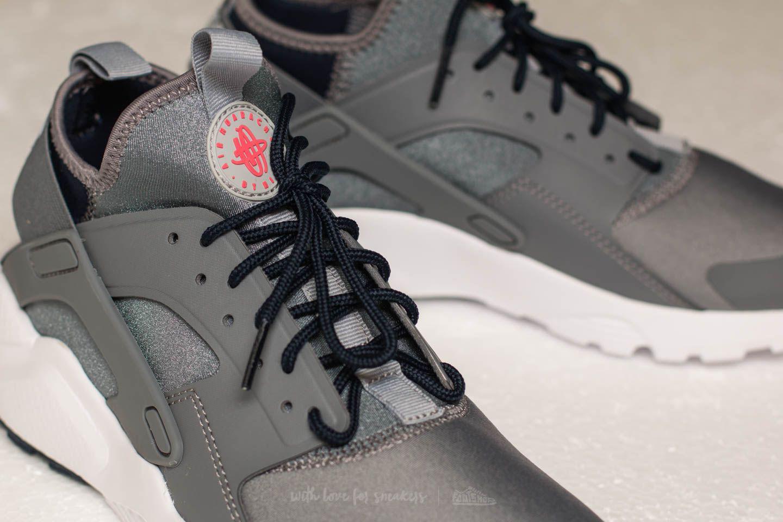 e5ef57ff5d91 Lyst - Nike Air Huarache Run Ultra Cool Grey  Wolf Grey-obsidian in ...