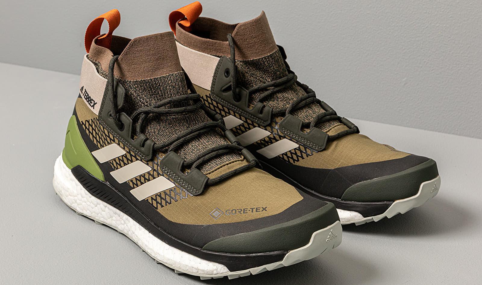Adidas Terrex free hiker gtx Raw khaki sesame GRADUATE