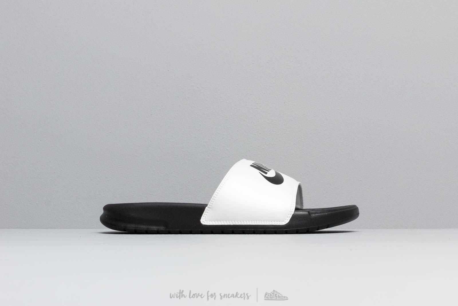 993c3a1daf9b Nike - Wmns Benassi Jdi Spruce Aura  Black-black - Lyst. View fullscreen