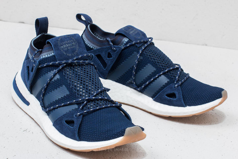 Adidas Originals - Adidas Arkyn W Dark Blue  White  Gum - Lyst. View  fullscreen c691e9f15