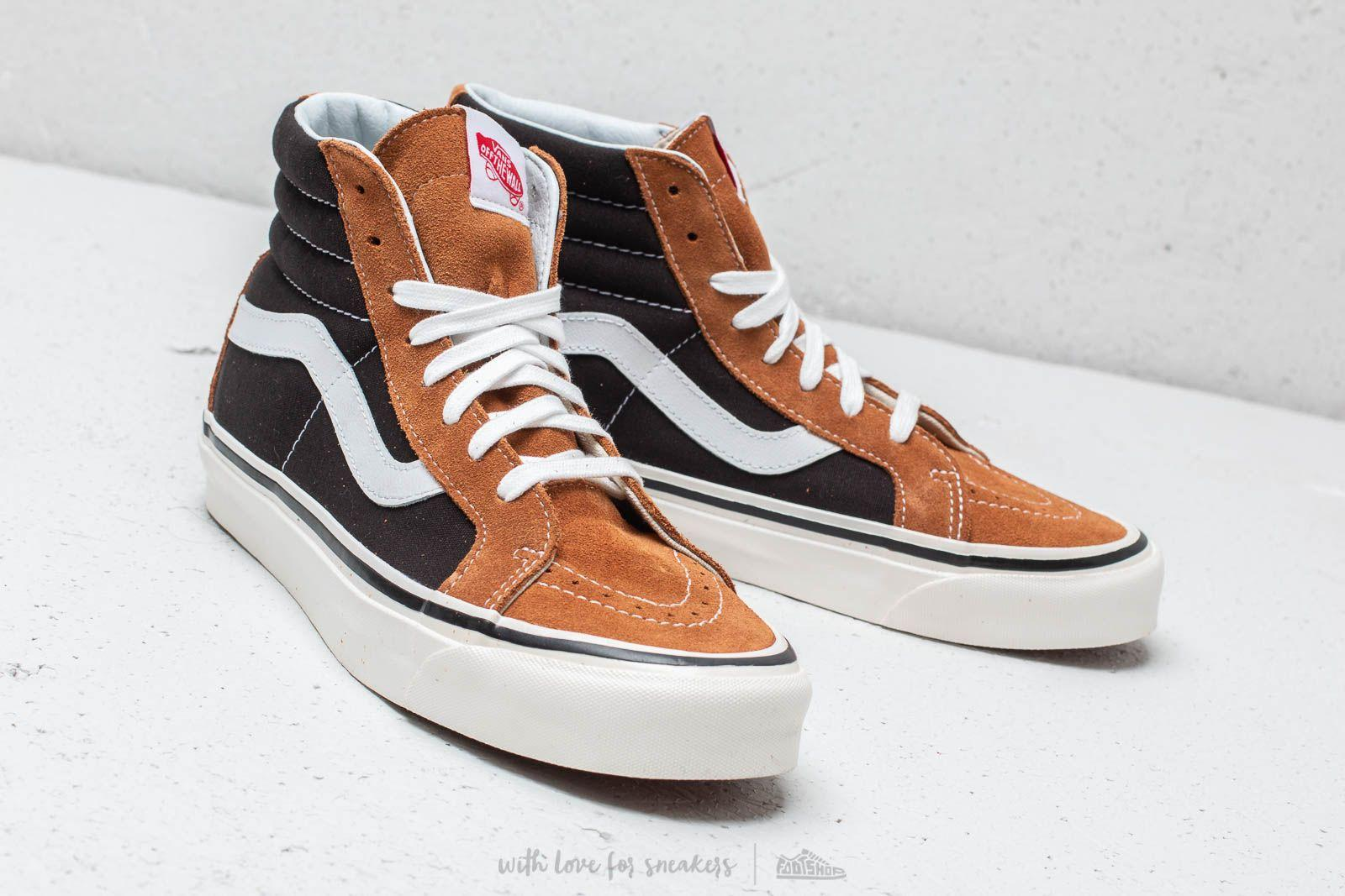 Chaussures Anaheim Factory Sk8 hi 3 38 Dx