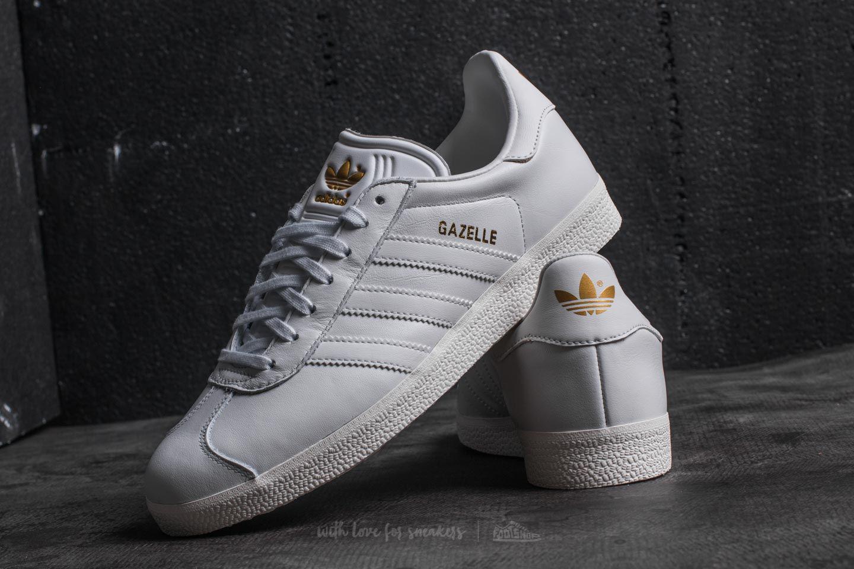 adidas gazelle femme gold