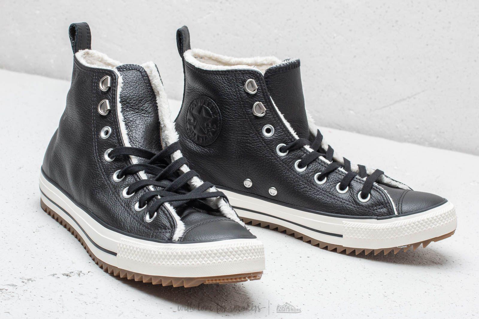 b66758e19a5 Lyst - Converse Chuck Taylor All Stars Hiker Boot High Black  Egret ...