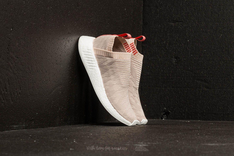 b0a34b8898d65 Lyst - adidas Originals Adidas Nmd cs2 Primeknit W Linen  Vapor Grey ...