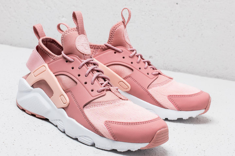 204e294ecba0e Lyst - Nike Air Huarache Run Ultra Se (gs) Rust Pink  Storm Pink ...