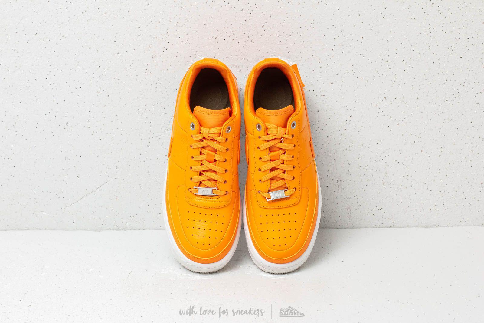 nike air force 1 jester orange peel