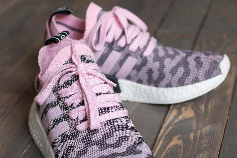 new style 51a25 0a53c Women's Adidas Nmd_r2 Primeknit W Wonder Pink /wonder Pink /core Black