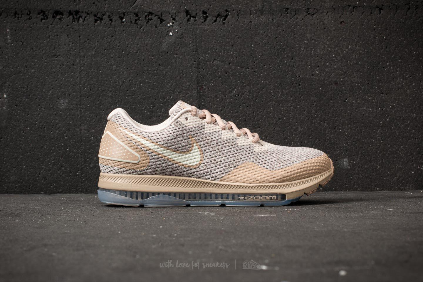 42964b4bbc72d Lyst - Nike Zoom All Out Low 2 W Moon Particle  Sail-sand