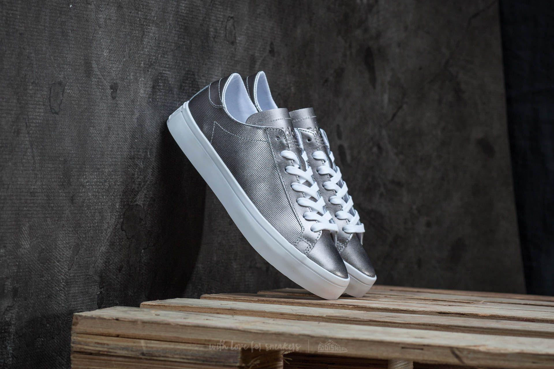 f72552d8d078 Lyst - adidas Originals Adidas Court Vantage W Night Metallic  Night ...