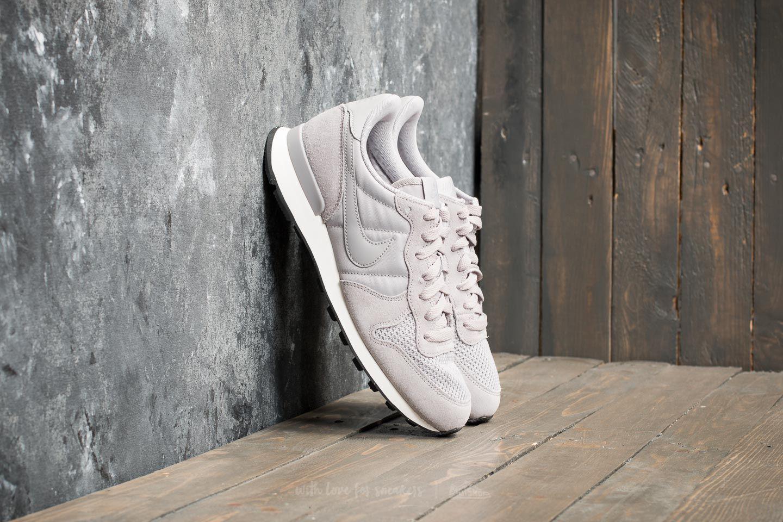 release date c8b8b 1990b Nike - Gray Internationalist Se Atmosphere Grey for Men - Lyst