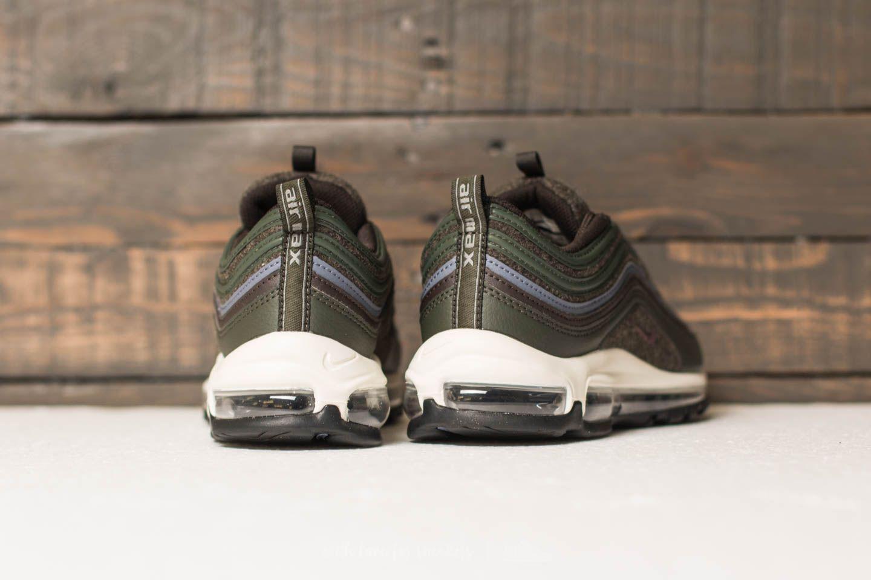 Nike Air Max 90 Premium Mens Running Sequoia Velvet