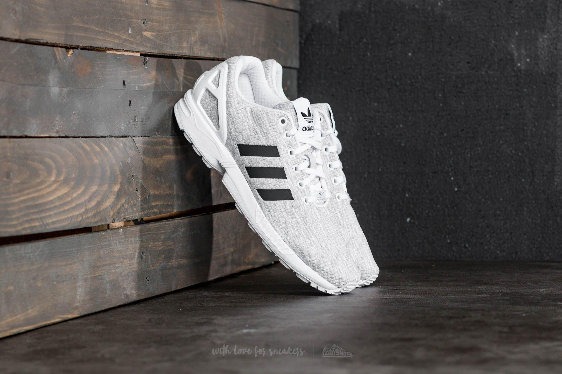 adidas Adidas ZX Flux Ftw White/ Core Black/ Grey One DJFNYJ