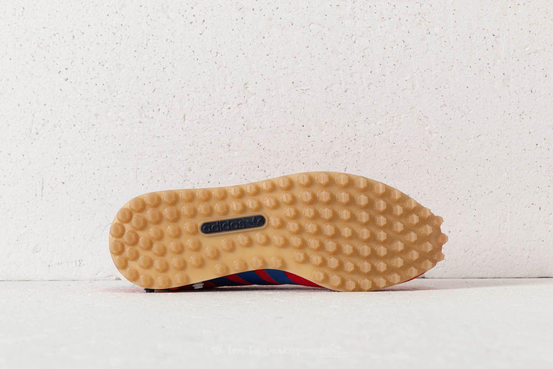 45069d1731f63 Lyst - adidas Originals Adidas La Trainer Hi-res Red  Hi-res Blue ...