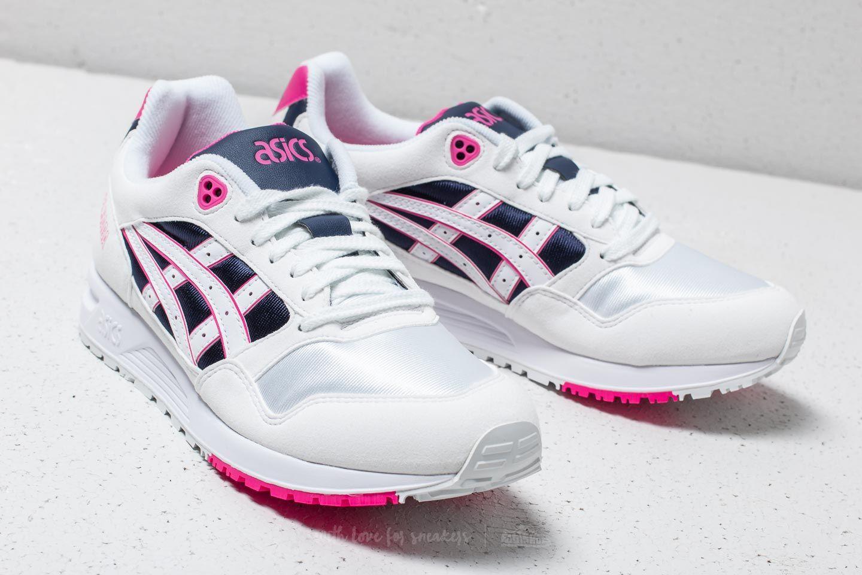 White Pink Pink Gelsaga Men's Men's Gelsaga Glo White Glo 1uTKJc3Fl