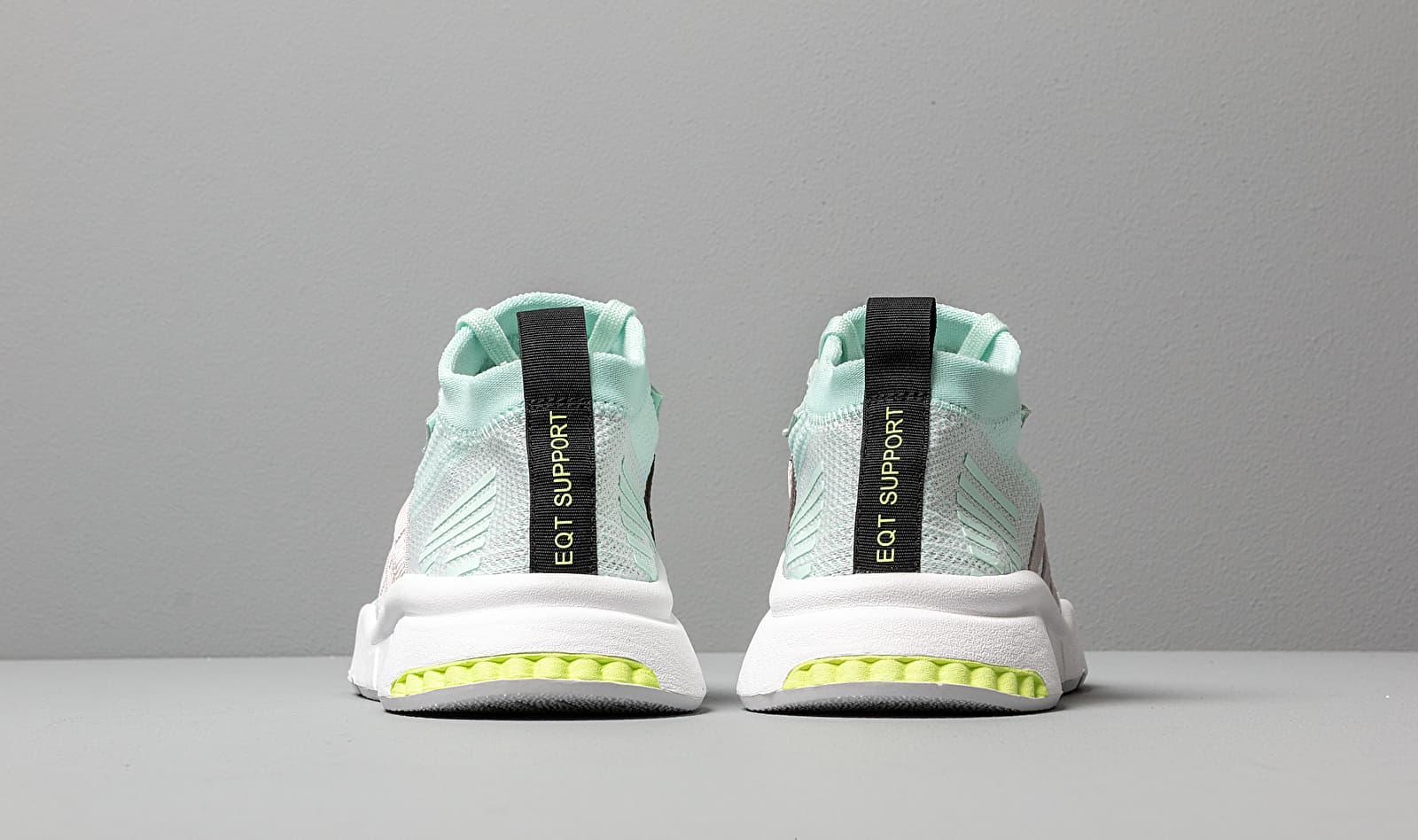 Adidas Eqt Support Mid Adv Primeknit Ice Mint/ Grey Two/ Core Black
