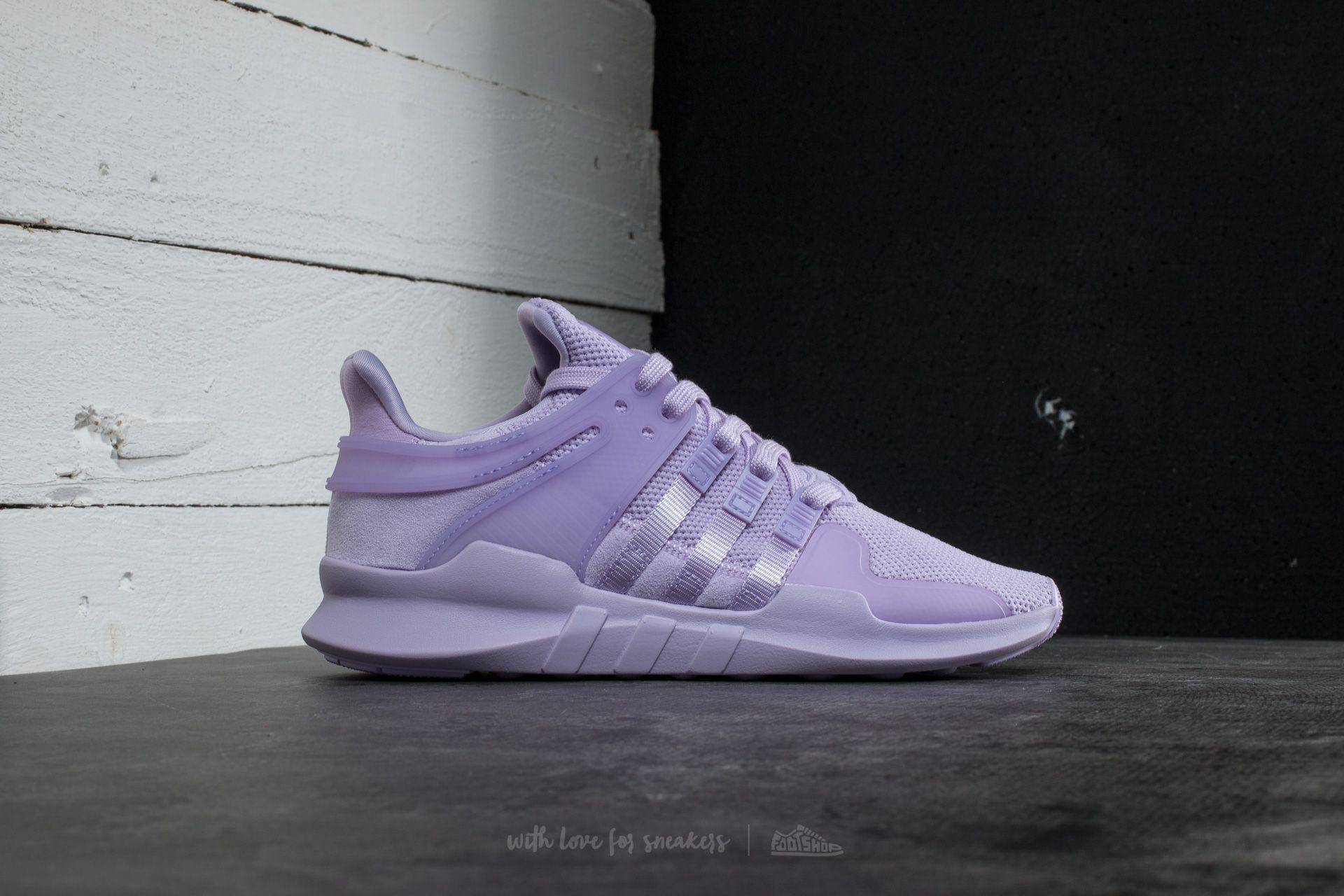 Adidas Eqt Support Adv W Purple Glow/ Purple Glow/ Sub Green