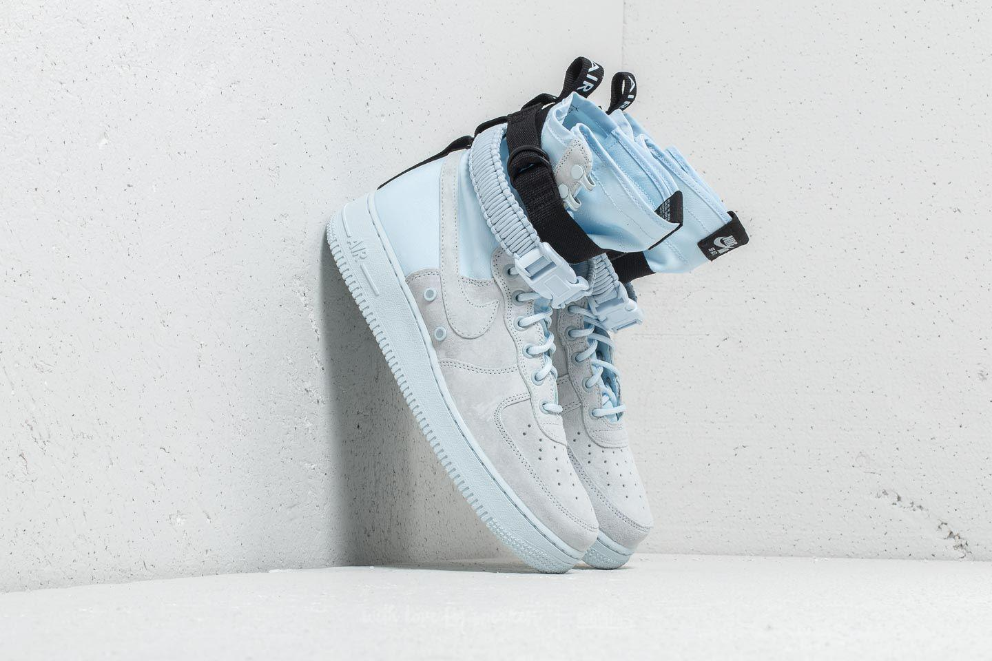 premium selection b8925 27c1f Nike Sf Air Force 1 Blue Tint  Blue Tint-blue Tint in Blue for Men ...
