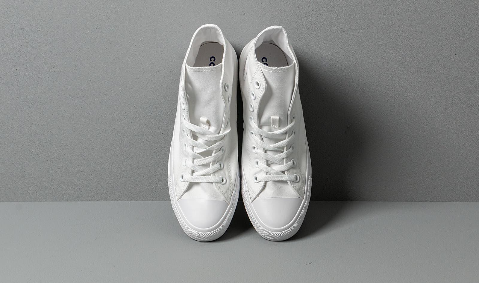 CT As Sp Hi White/White Converse