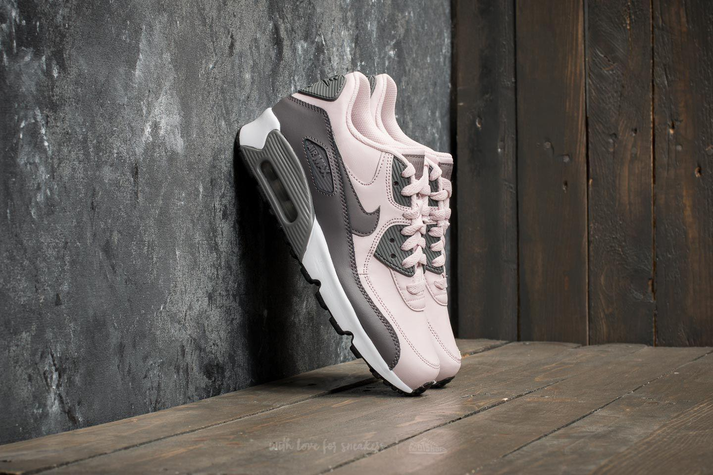 Nike Air Max 90 Leather (gs) Barely Rose/ Gunsmoke-white - Lyst