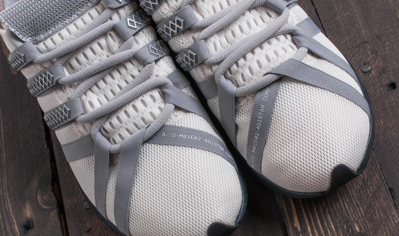 Adidas Adistar Comp ADV Chalk White/ Chalk White/ Clonix adidas Originals de Caucho