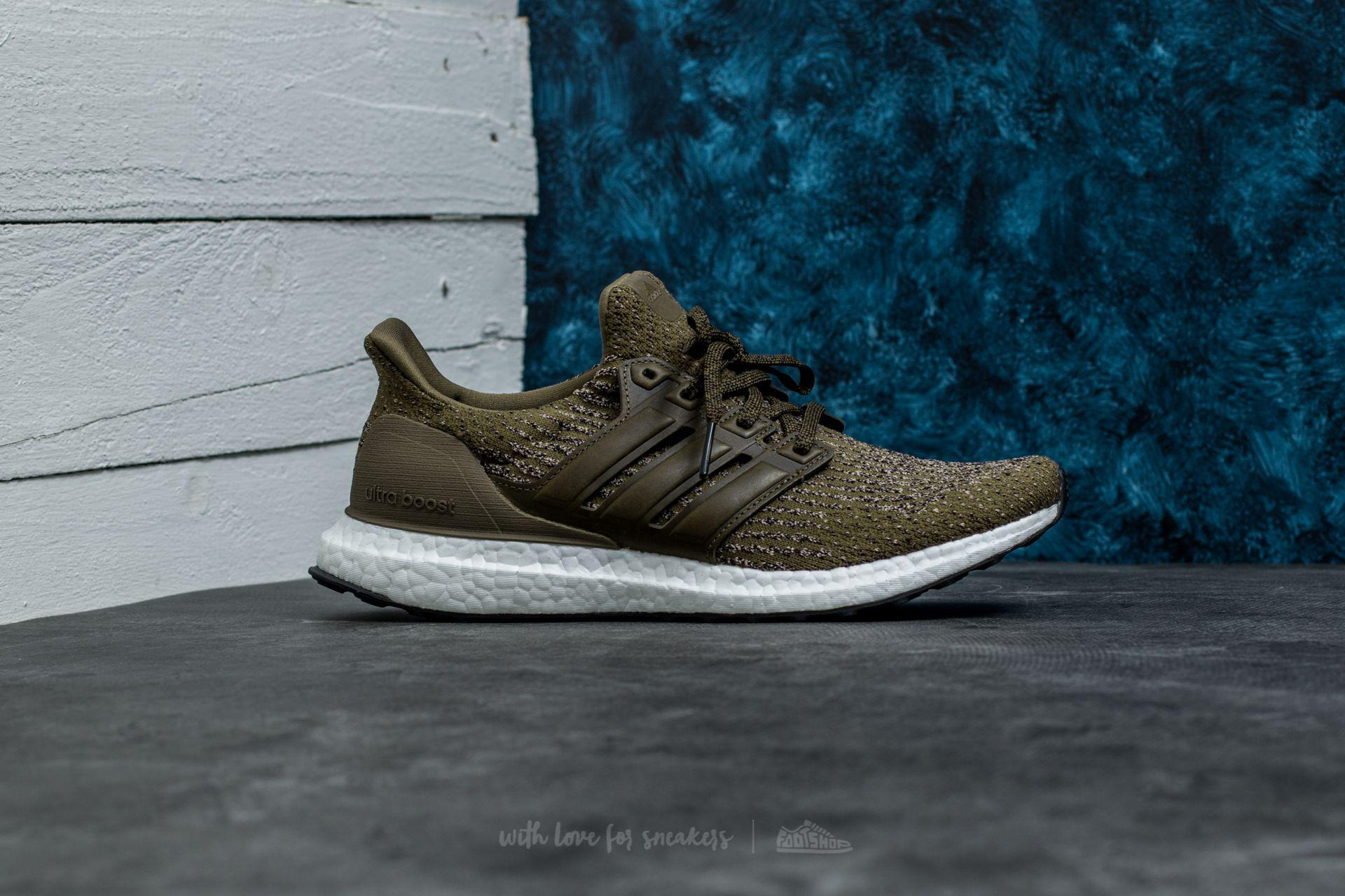 0f43a197cfc20 Lyst - Footshop Adidas Ultraboost Trace Olive  Trace Khaki for Men