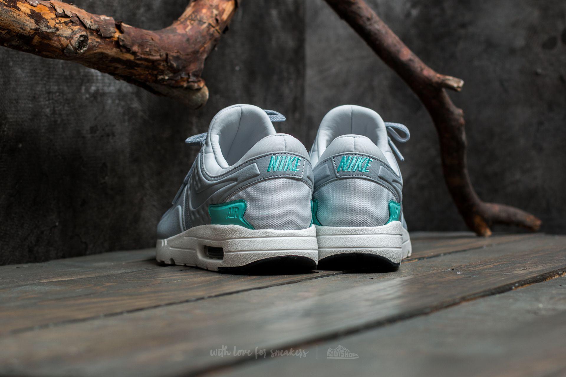 Nike Air Max Zero Premium Pure Platinum/ Wolf Grey in Gray for Men ...