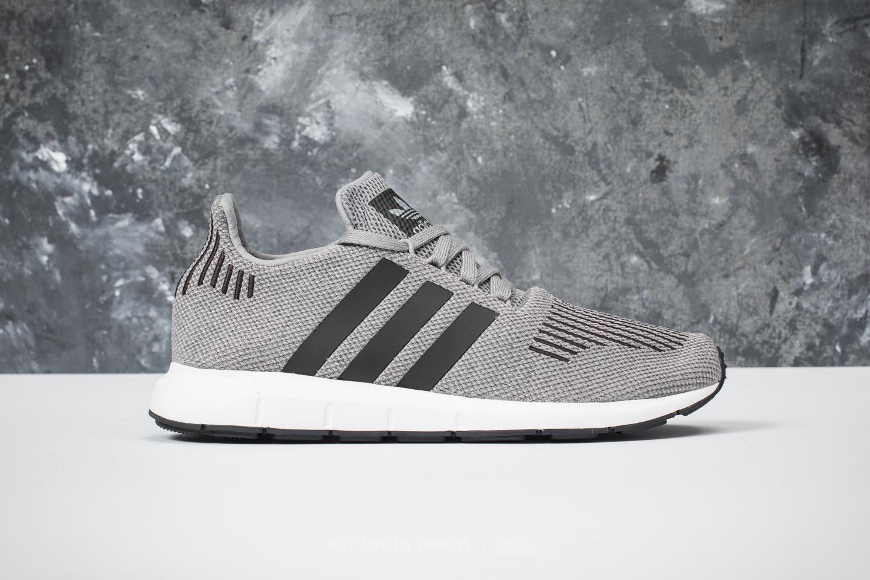 Lyst - adidas Originals Adidas Swift Run Grey Three  Core Black ... efd6a426dfd