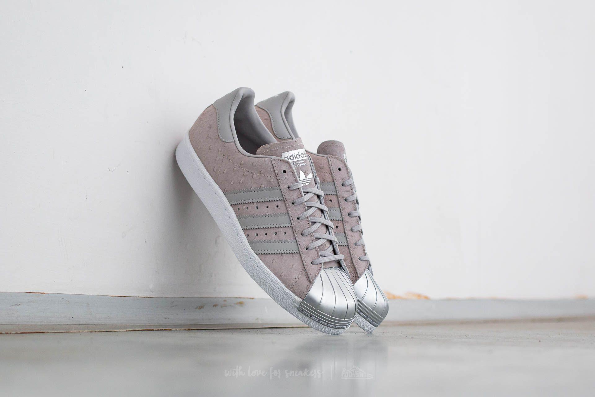 adidas originals superstar 80s w metal toe