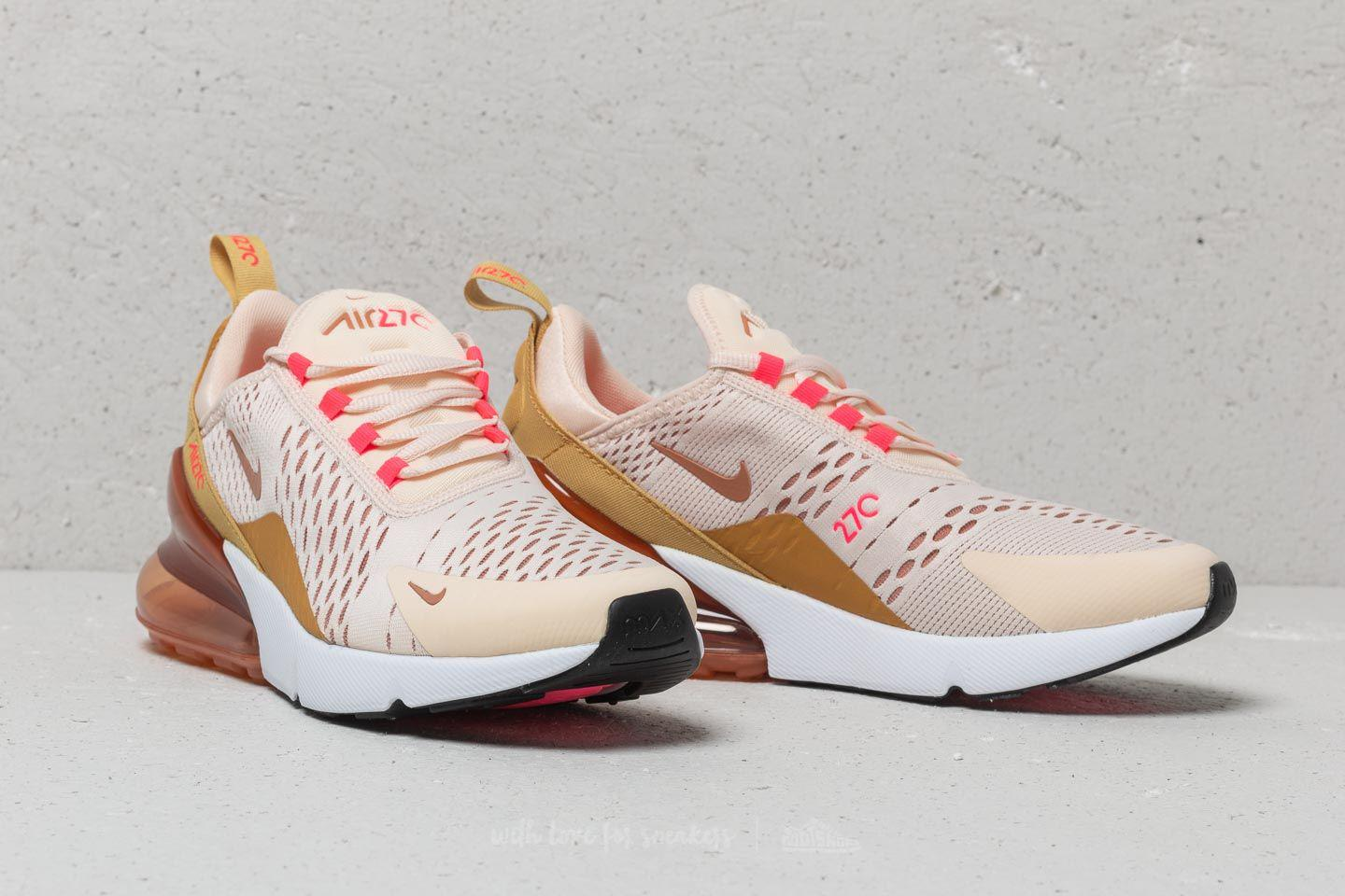 outlet store fd05b 19072 Nike Multicolor Wmns Air Max 270 Guava Ice/ Terra Blush