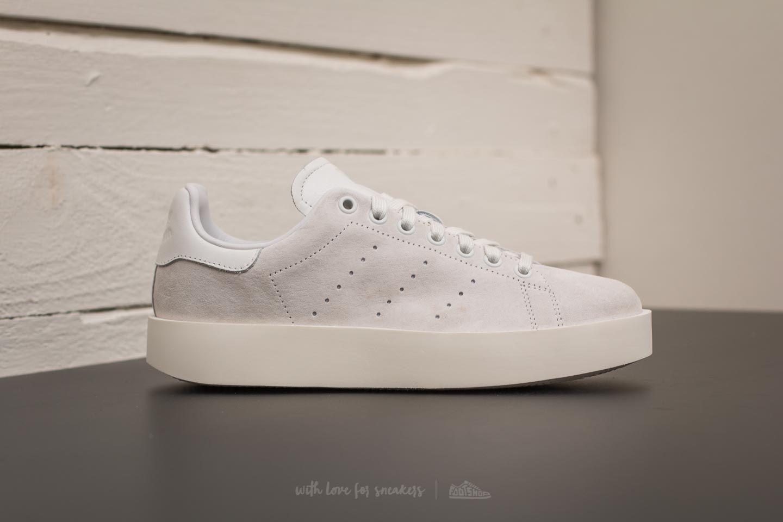 Adidas Stan Smith Bold W Crystal White/ Crystal White/ Off White