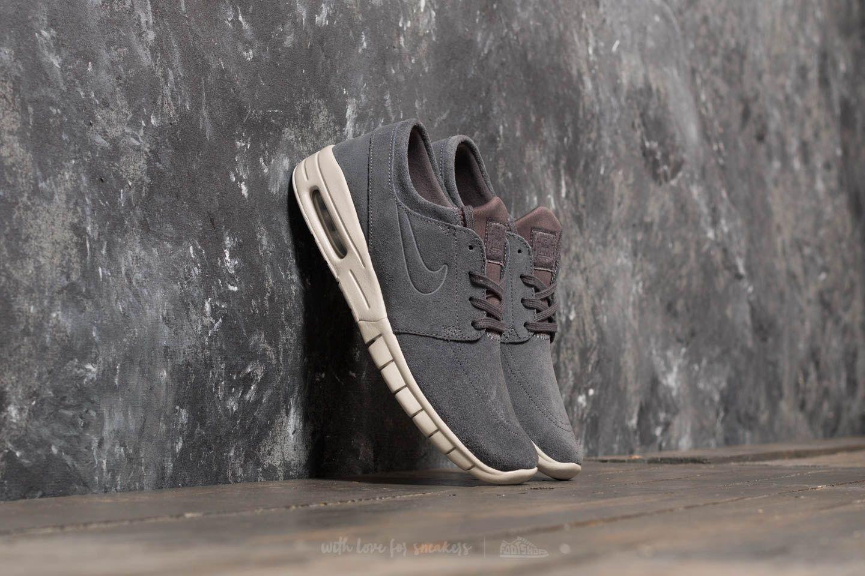 Lyst Nike Stefan Janoski Max L Dark Grey Light Bone In Prm Kuning Gallery