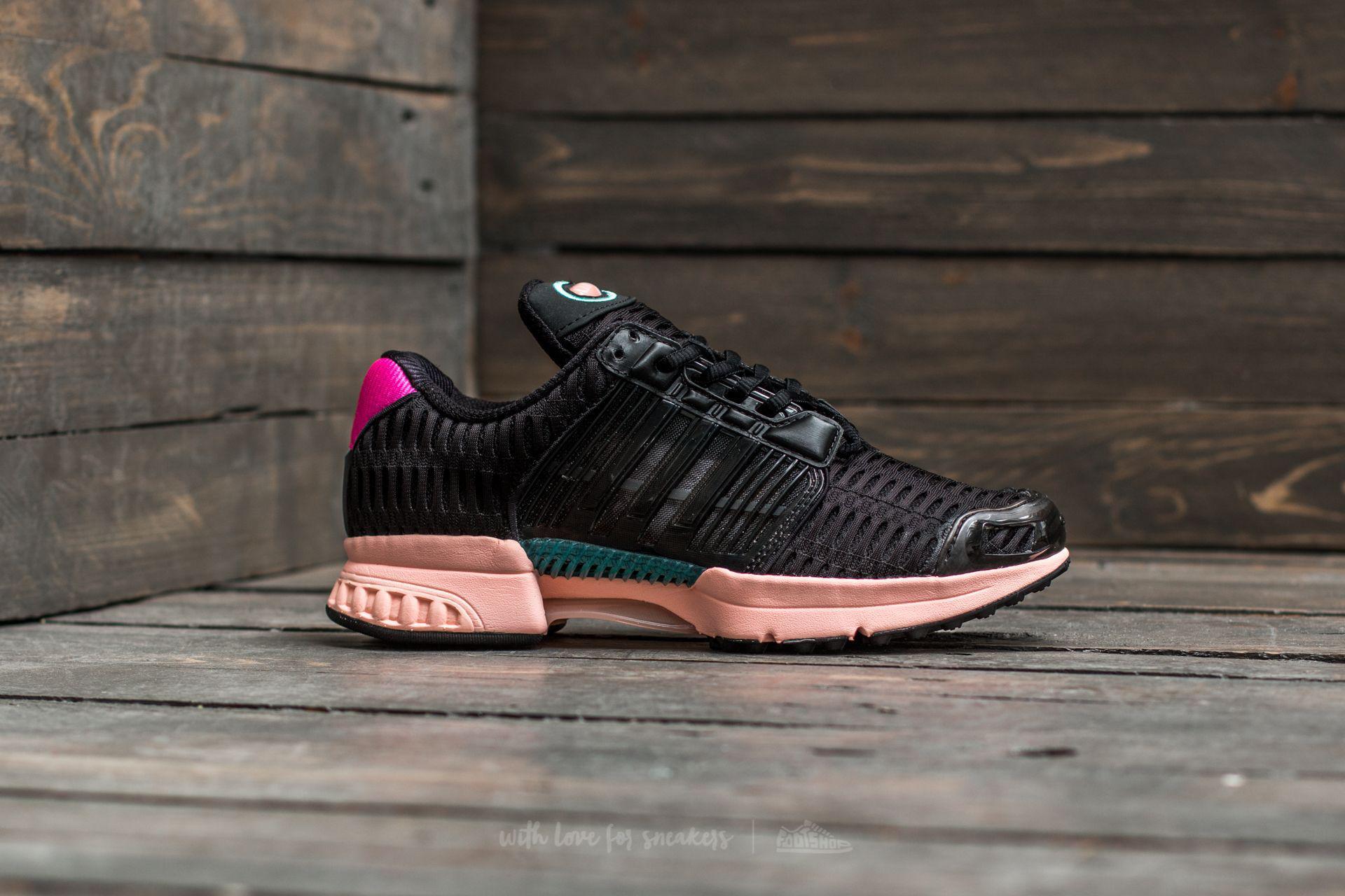 adidas Originals Womens Climacool 1 Trainers Core BlackCore BlackHaze Coral
