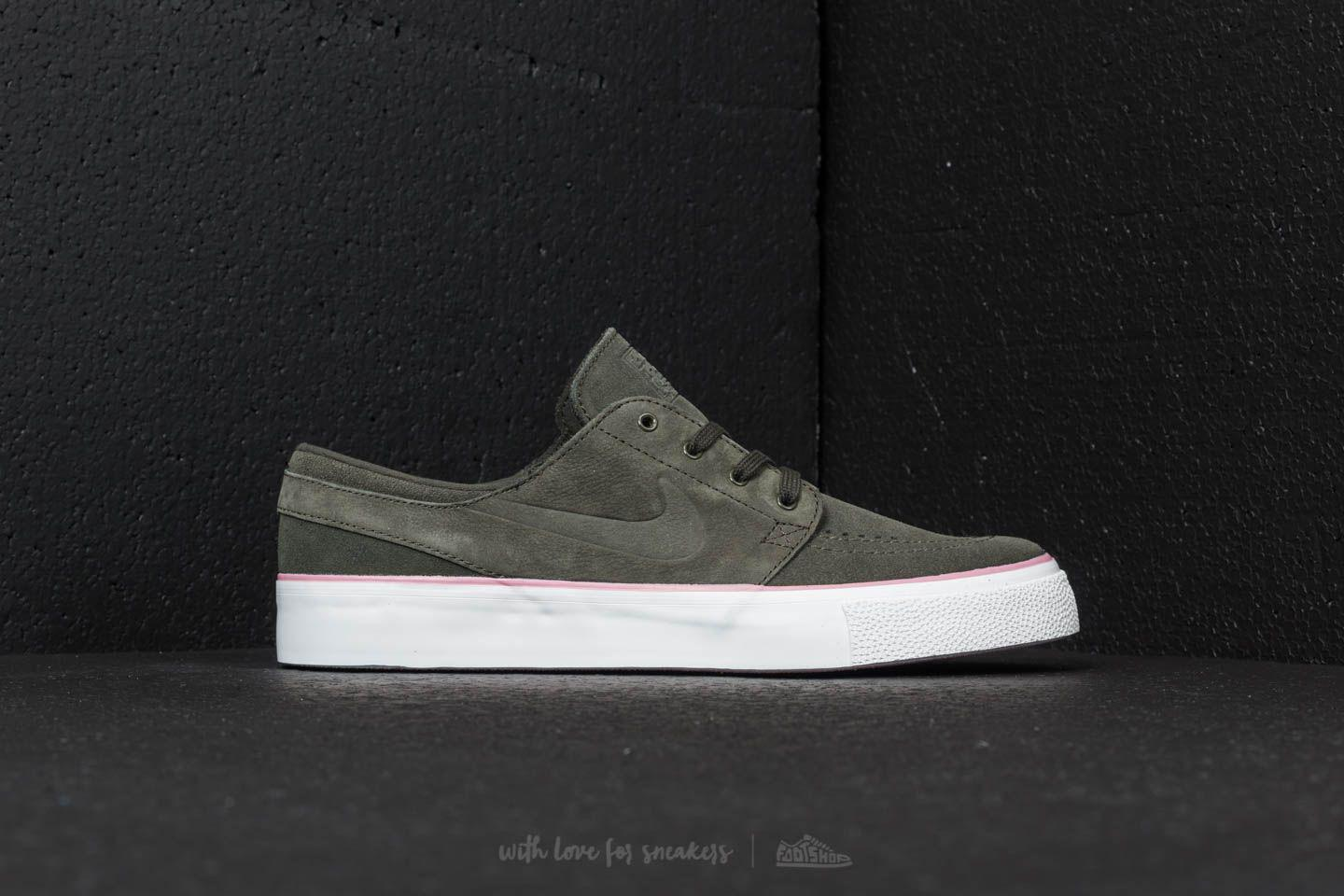 order online top fashion clearance prices Nike Suede Sb Zoom Stefan Janoski Ht Sequoia/ Elemental Pink for ...