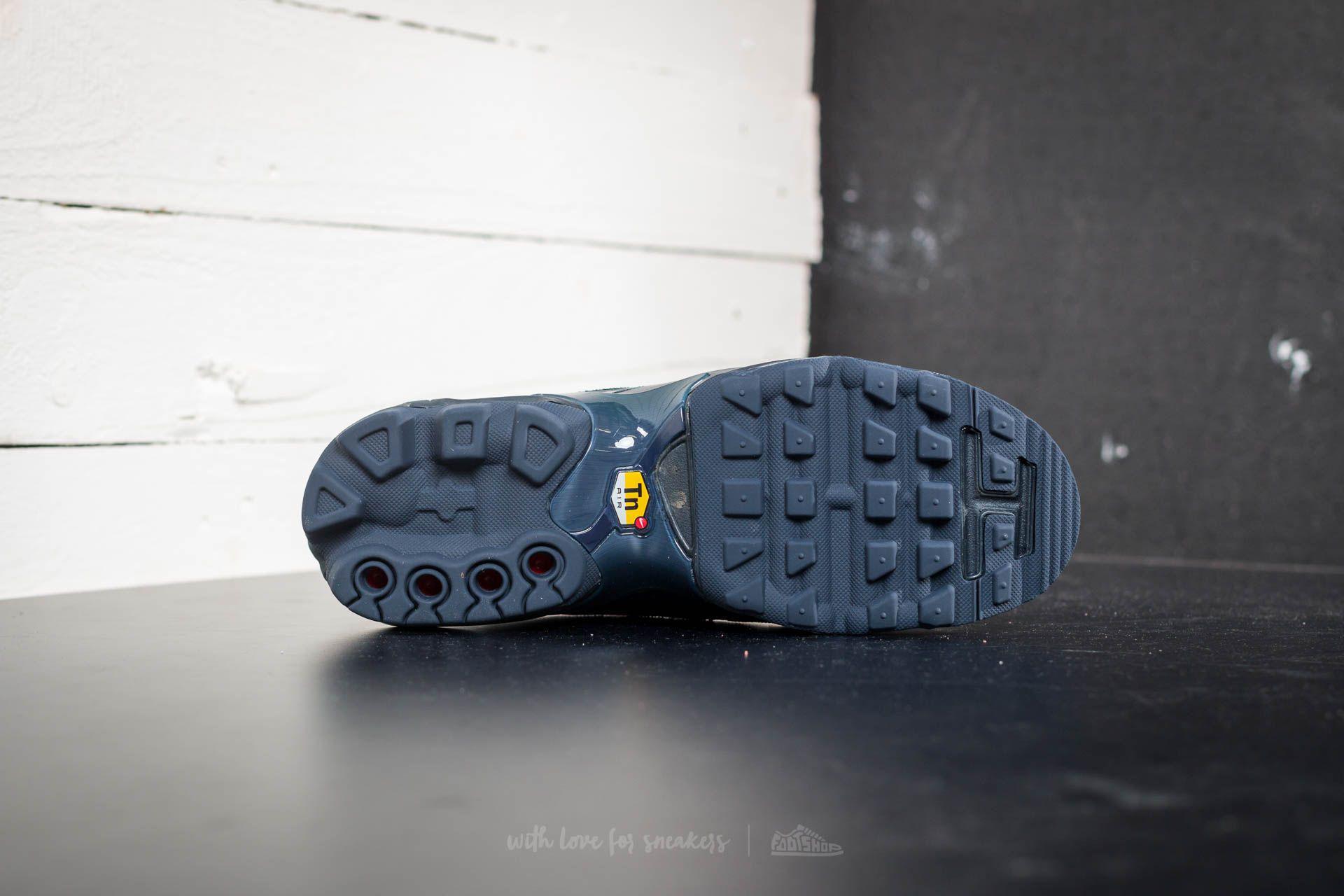 Nike Air Max Plus Tn Ultra Blue GreyArmoury NavyWhite