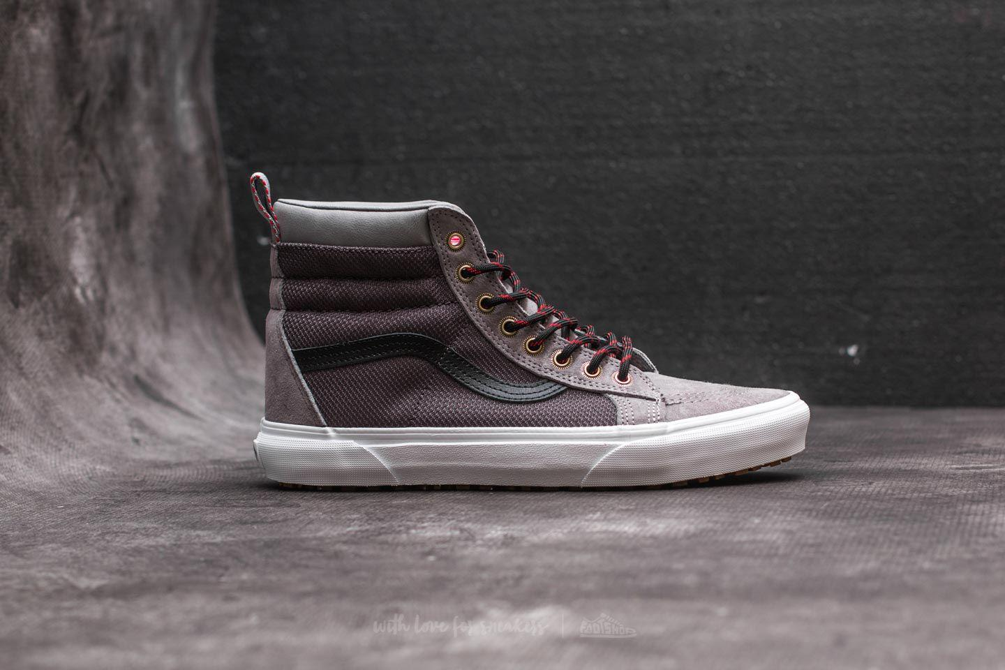 78aa66597e Lyst - Vans Sk8-hi Mte Frost Gray  Ballistic in Gray for Men