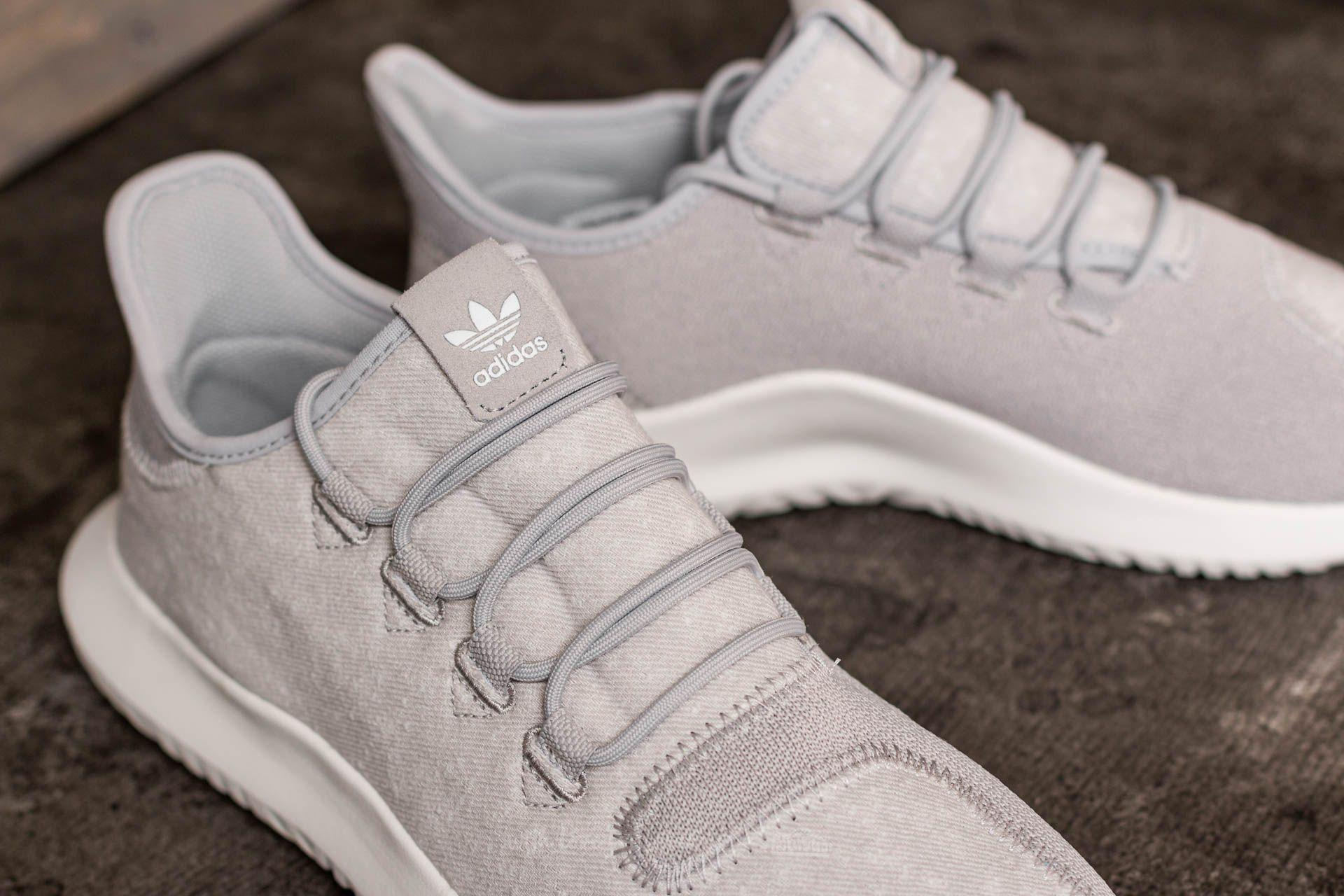 promo code 5becb c856c Women's Adidas Tubular Shadow Gray Two/ Crystal White/ Crystal White