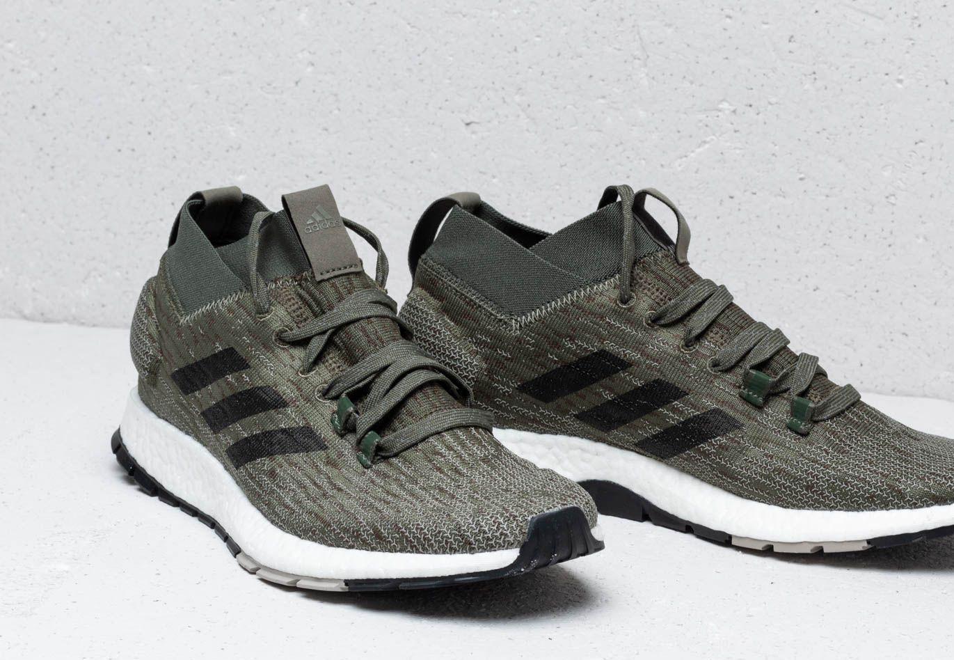 0bac29f9c Adidas Originals - Adidas Pureboost Rbl Base Green  Core Black  Sesame for  Men -. View fullscreen