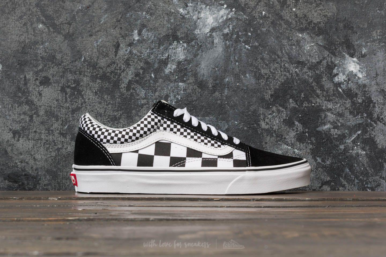 vans mix checker old skool