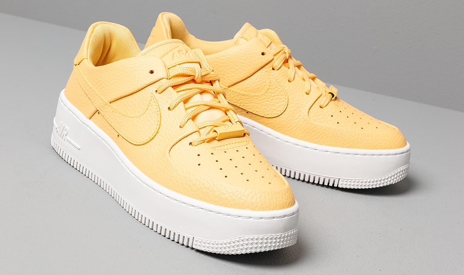 air force 1 sage jaune