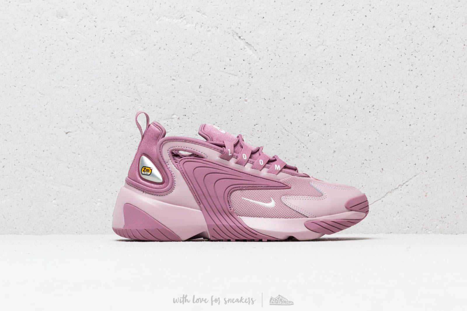 outlet store 749c0 08898 Nike Wmns Zoom 2k Plum Dust  Pale Pink-plum Chalk in Pink - Lyst
