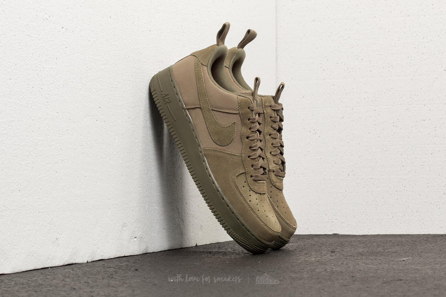 Men Details about Nike Air Force 1 Jacket Olive Green Size