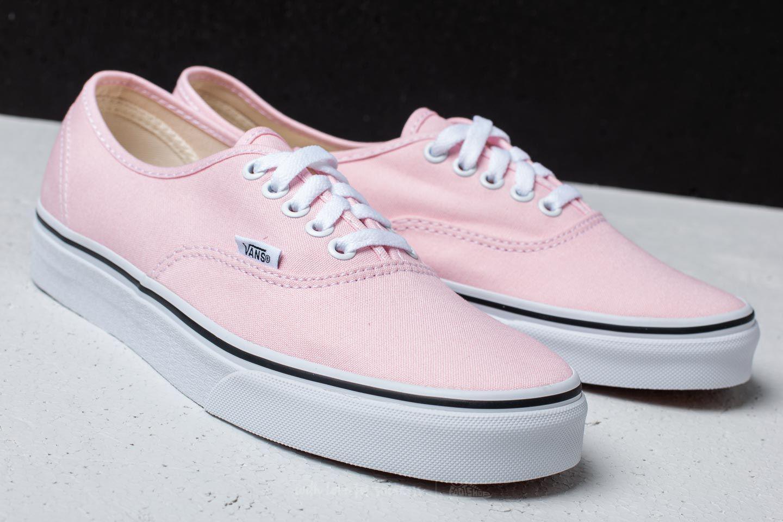 Vans Canvas Authentic Chalk Pink/ True