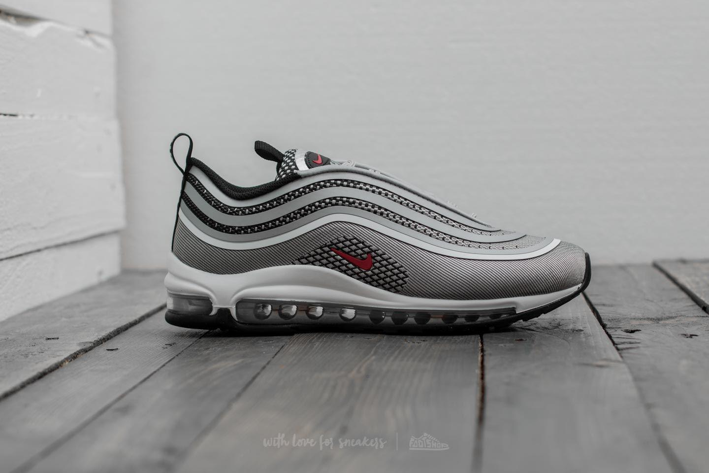 Nike Air Max 97 Ultra 17 GS shoes silver