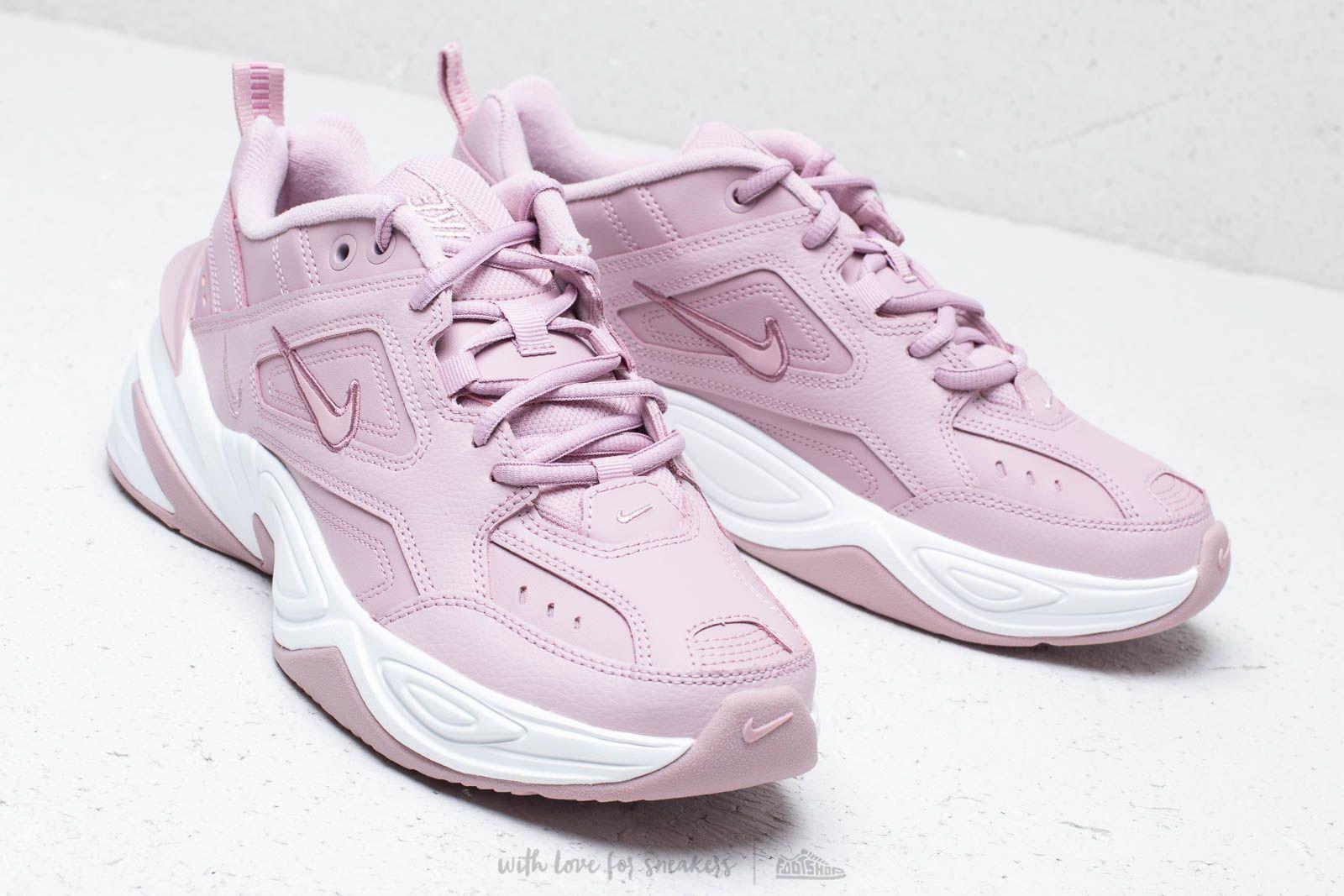 top quality details for sneakers W M2k Tekno Plum Chalk/ Plum Chalk-plum Dust