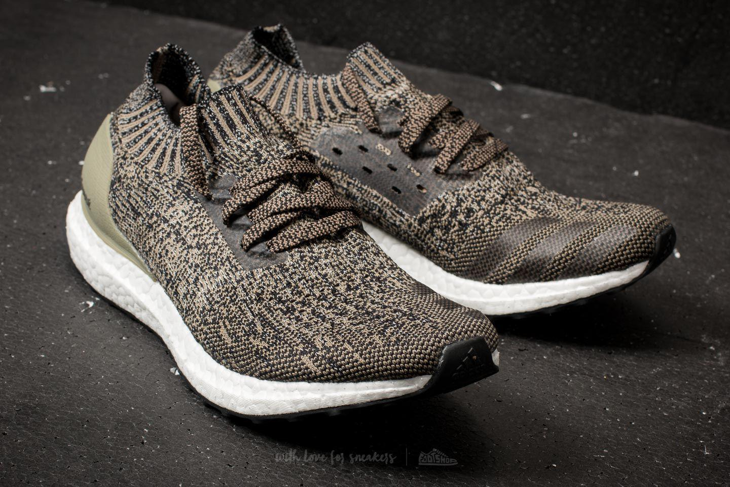 168755d9f496 Lyst - Footshop Adidas Ultraboost Uncaged Trace Cargo  Core Black ...