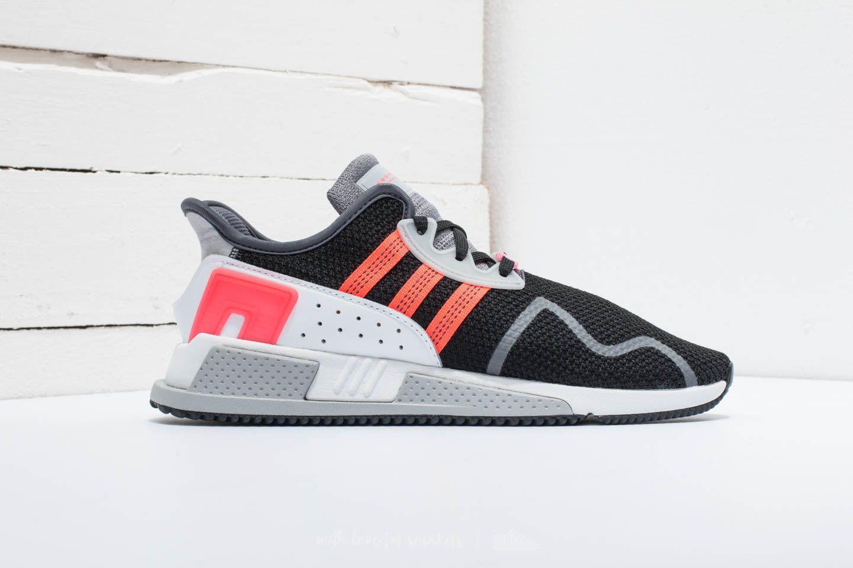 adidas Originals EQT CUSHION ADV - Trainers - footwear white/core black/sub green UmOSiM
