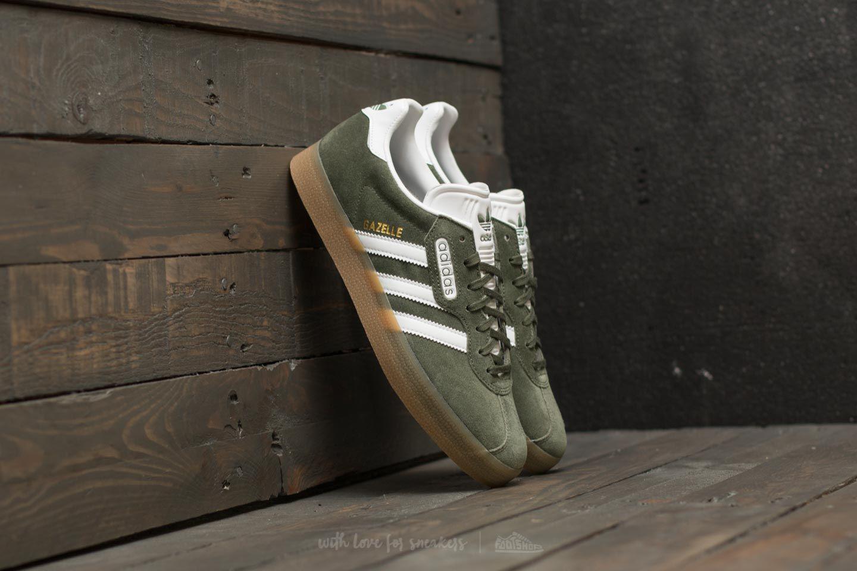 adidas Originals Suede Adidas Gazelle Super St Major/ Ftw White ...